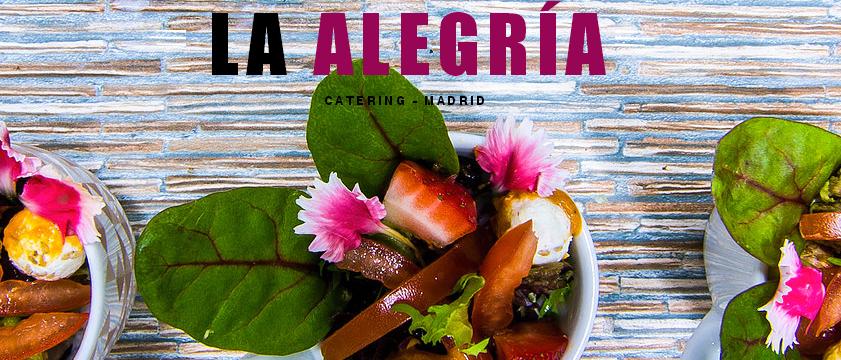 LA ALEGRÍA DE LOS HUERTA - BAR&CATERING